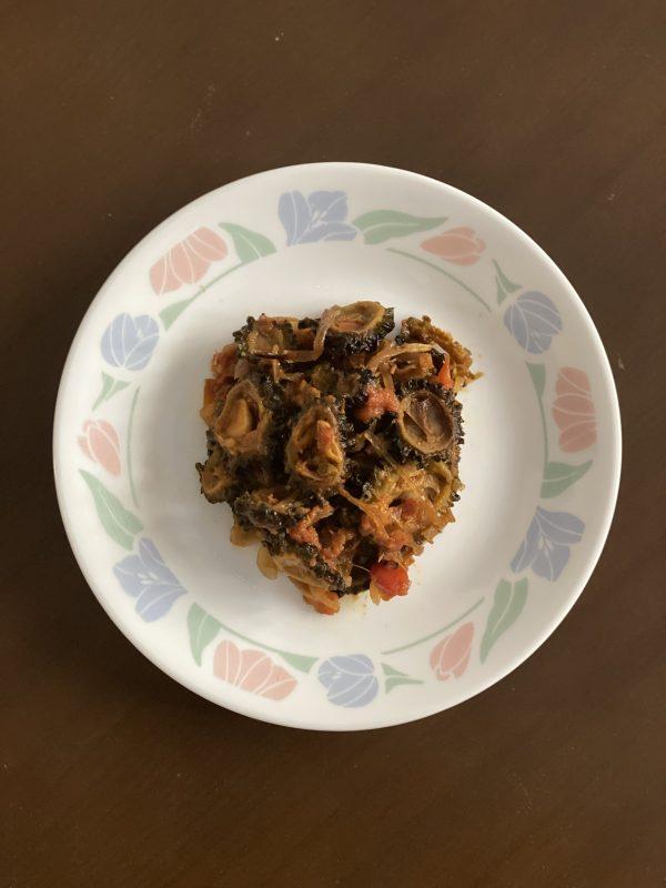 Keto Karela (Bitter Gourd)